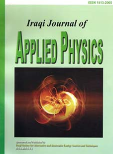 IJAP - Iraqi Journal of Applied Physics